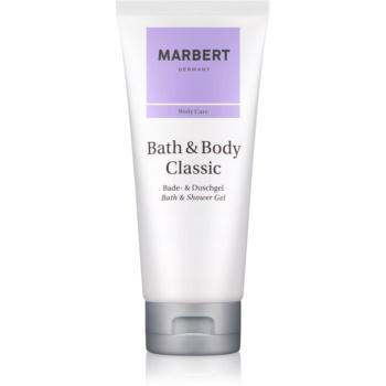 Marbert Bath & Body Classic gel de dus pentru femei 200 ml