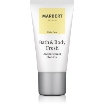 Marbert Bath & Body Fresh deodorant roll-on pentru femei 50 ml