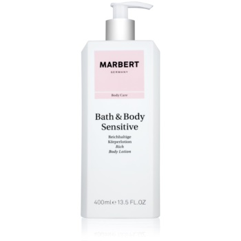 Marbert Bath & Body Sensitive lotiune de corp hranitoare