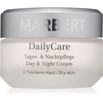Marbert Basic Care Daily Care crema de zi si de noapte ten uscat