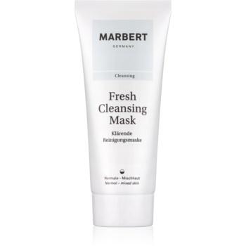 Marbert Fresh Cleansing masca facială pentru curatarea tenului pentru piele normala si mixta