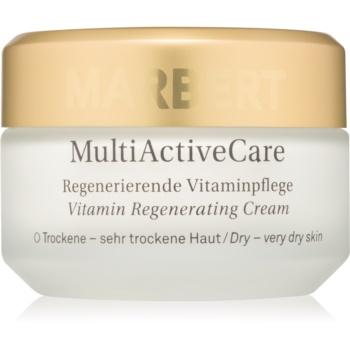 Marbert Anti-Aging Care MultiActiveCare Crema de vitamine regeneratoare uscata si foarte uscata