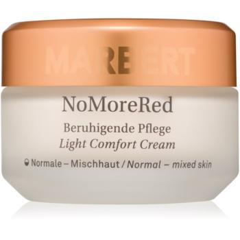 Marbert Anti-Redness Care NoMoreRed crema calmanta impotriva luminii pentru piele normala si mixta  50 ml