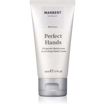 Marbert Hand Care Perfect Hands crema hranitoare de maini