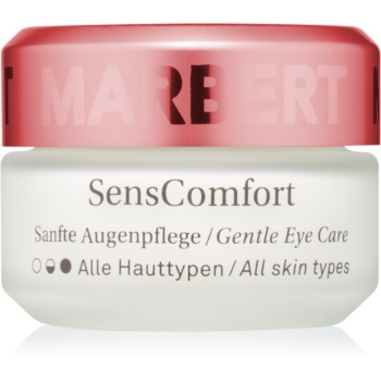 Marbert Sensitive Care SensComfort crema hidratanta anti-rid zona ochilor