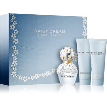 Marc Jacobs Daisy Dream dárková sada III. toaletní voda 50 ml + tělové mléko 75 ml + sprchový gel 75 ml