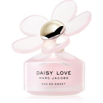 Marc Jacobs Daisy Love Eau So Sweet toaletní voda pro ženy 100 ml