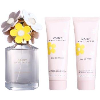 Marc Jacobs Daisy Eau So Fresh подаръчен комплект 1