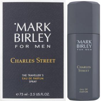 Mark Birley Charles Street Eau de Parfum para homens  formato de viagem