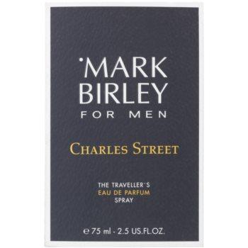 Mark Birley Charles Street Eau de Parfum para homens  formato de viagem 4