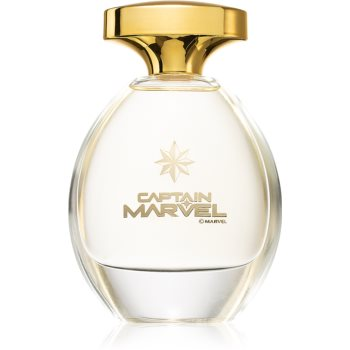 Marvel Captain Marvel Eau de Toilette 100 ml