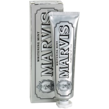 Marvis Whitening Mint Toothpaste With Whitening Effect 1
