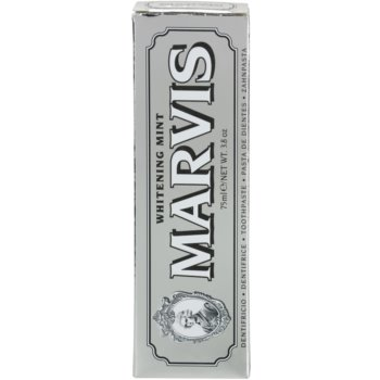 Marvis Whitening Mint Toothpaste With Whitening Effect 3