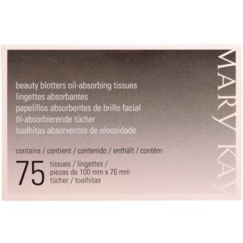 Mary Kay Beauty Blotters hartii matifiante 1