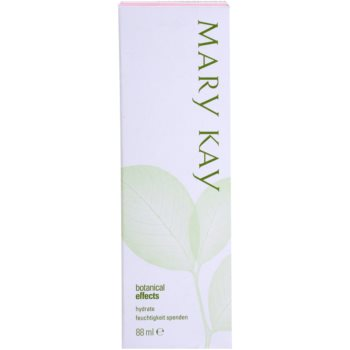 Mary Kay Botanical Effects creme hidratante para pele normal a seca 3
