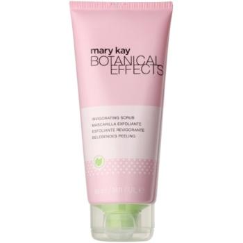 Mary Kay Botanical Effects peeling revigorant pentru toate tipurile de ten