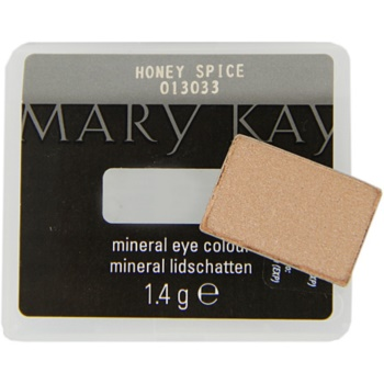 Fotografie Mary Kay Mineral Eye Colour oční stíny odstín Honey Spice 1,4 g