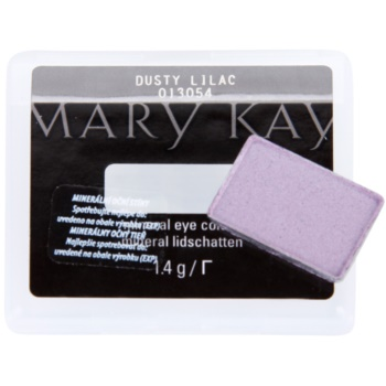 Fotografie Mary Kay Mineral Eye Colour oční stíny odstín Dusty Lilac 1,4 g