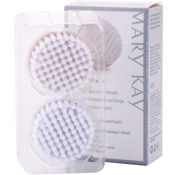 Mary Kay Skinvigorate escova de limpeza para pele recarga de cabeça do massajador 1