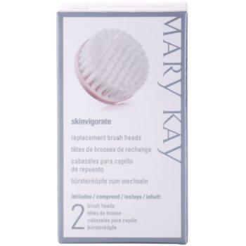 Mary Kay Skinvigorate escova de limpeza para pele recarga de cabeça do massajador 2