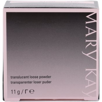 Mary Kay Translucent Loose Powder pudra transparent 4