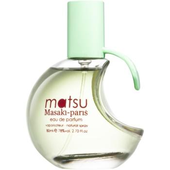 Masaki Matsushima Matsu Eau de Parfum pentru femei