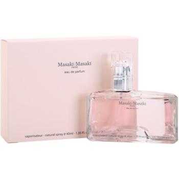 Masaki Matsushima Masaki/Masaki eau de parfum pentru femei 40 ml
