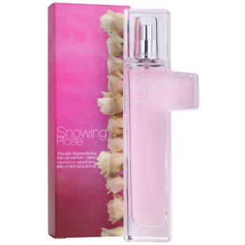 Masaki Matsushima Snowing Rose parfumska voda za ženske 1