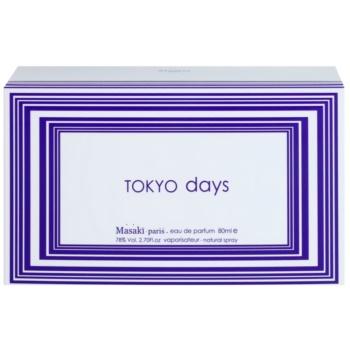 Masaki Matsushima Tokyo Days Eau de Parfum für Damen 4