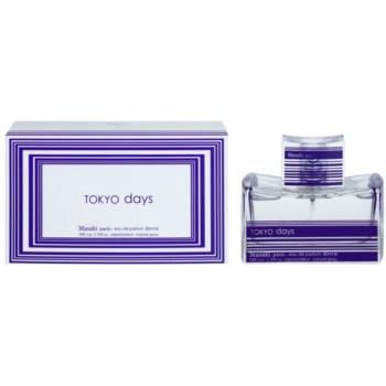 Masaki Matsushima Tokyo Days Eau de Parfum für Damen