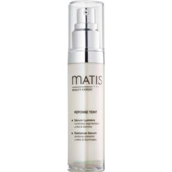 MATIS Paris Réponse Teint seum pentru piele cu efect iluminator