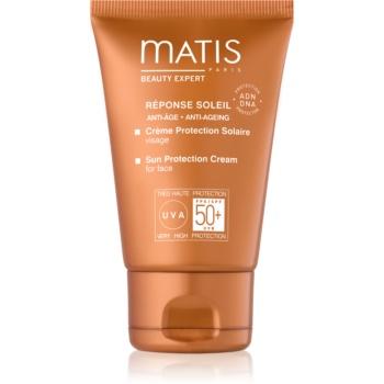 MATIS Paris Réponse Soleil crema de soare pentru fata SPF 50+