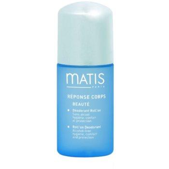 MATIS Paris Réponse Corps Deodorant roll-on pentru toate tipurile de piele