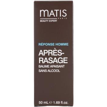 MATIS Paris Réponse Homme balzám po holení pro všechny typy pleti 3