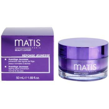 MATIS Paris Réponse Jeunesse Tages- und Nachtscreme gegen Falten für normale und trockene Haut 1