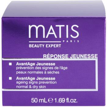 MATIS Paris Réponse Jeunesse Tages- und Nachtscreme gegen Falten für normale und trockene Haut 2