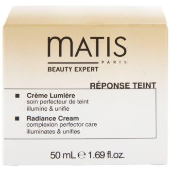 MATIS Paris Réponse Teint creme iluminador 4