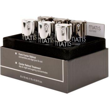 MATIS Paris Réponse Premium intenzivni negovalni koncentrat z retinolom iz kaviarja proti gubam 1
