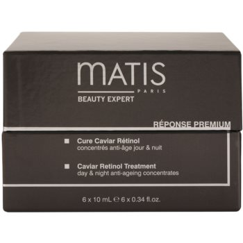 MATIS Paris Réponse Premium concentrado medicinal intensivo de caviar e retinol antirrugas 3