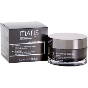 MATIS Paris Réponse Premium нічний відновлюючий крем проти стресу 4