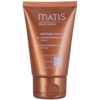MATIS Paris Réponse Soleil crema de soare pentru fata SPF 50