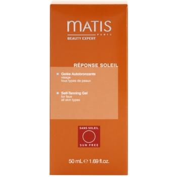 MATIS Paris Réponse Soleil samoporjavitveni gel 3