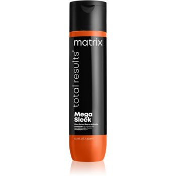 Matrix Total Results Mega Sleek kondicionér pro nepoddajné a krepatějící se vlasy 300 ml
