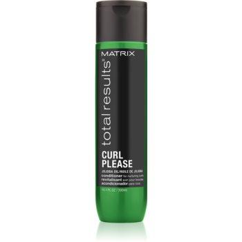 Matrix Total Results Curl Please kondicionér pro vlnité vlasy 300 ml