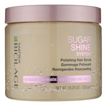 Matrix Biolage Sugar Shine Exfoliant pentru scalp
