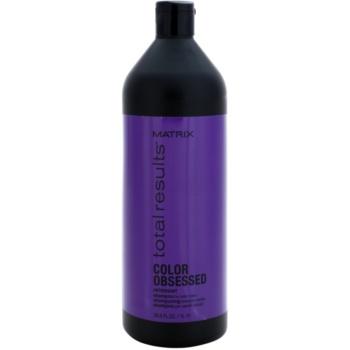 Matrix Total Results Color Obsessed šampon pro barvené vlasy 1000 ml