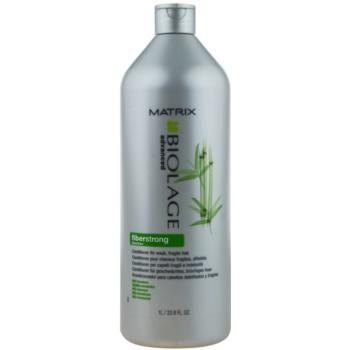Matrix Biolage Advanced Fiberstrong balsam pentru par sensibil