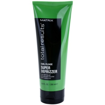Matrix Total Results Curl Please styling gel pentru par indisciplinat