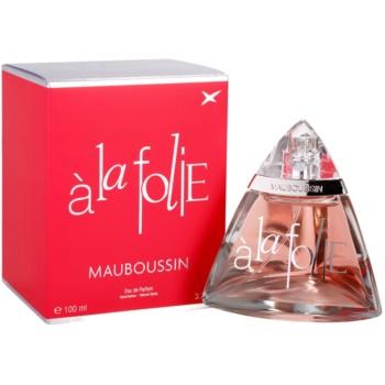 Mauboussin A la Folie Eau de Parfum para mulheres 1