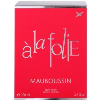 Mauboussin A la Folie Eau de Parfum para mulheres 4